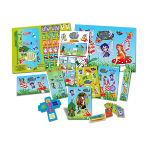 Mega Fairy Theme Activity Pack [Box of 10]