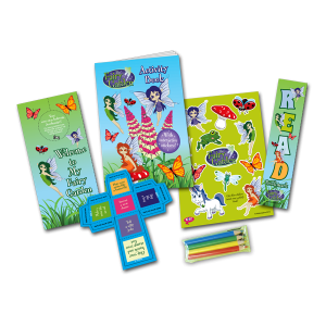 Mini Fairy Theme Activity Pack [Box of 10]