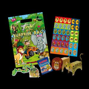Jungle Theme Surprise Party Bag [Box of 20]