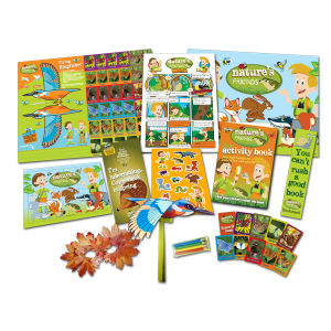 Mega Nature Theme Activity Pack [Single Pack]