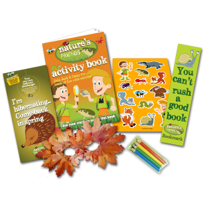 Mini Nature Theme Activity Pack [Box of 10]